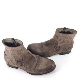 GOLDMUD Kolpino Handmade Portuguese Leather Boots
